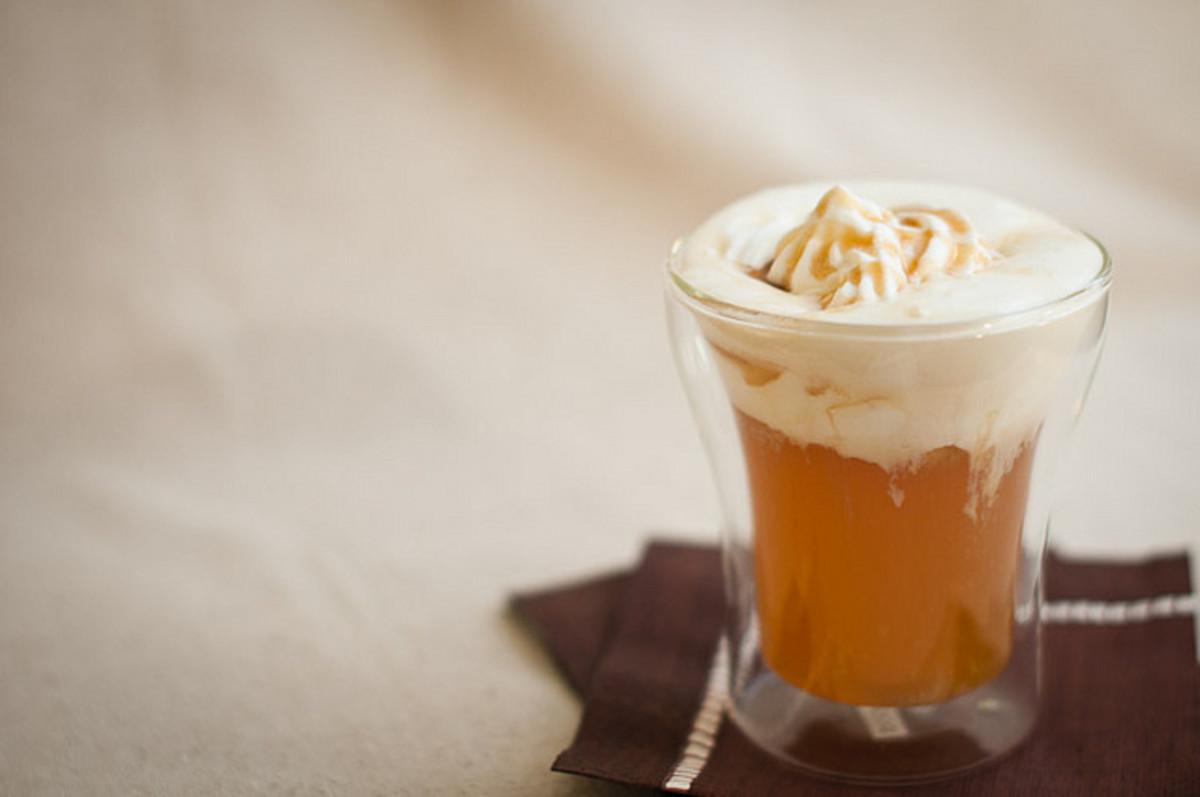 Hot Caramel Apple Cider Recipe