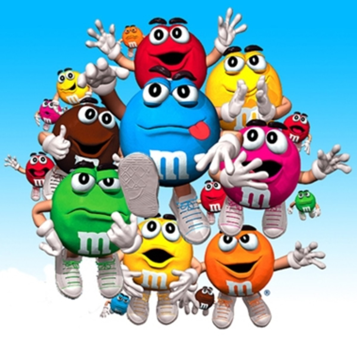 What Is Your Favorite M&M