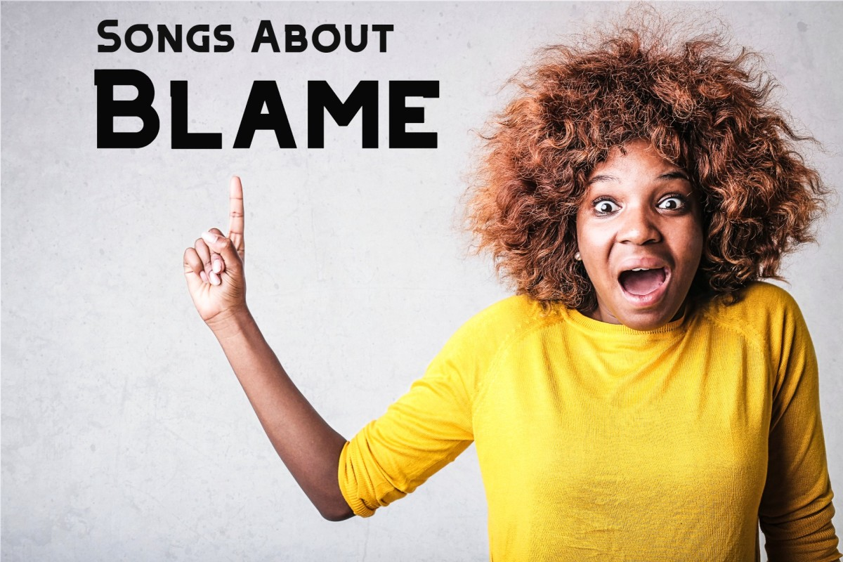60 Songs About Blame