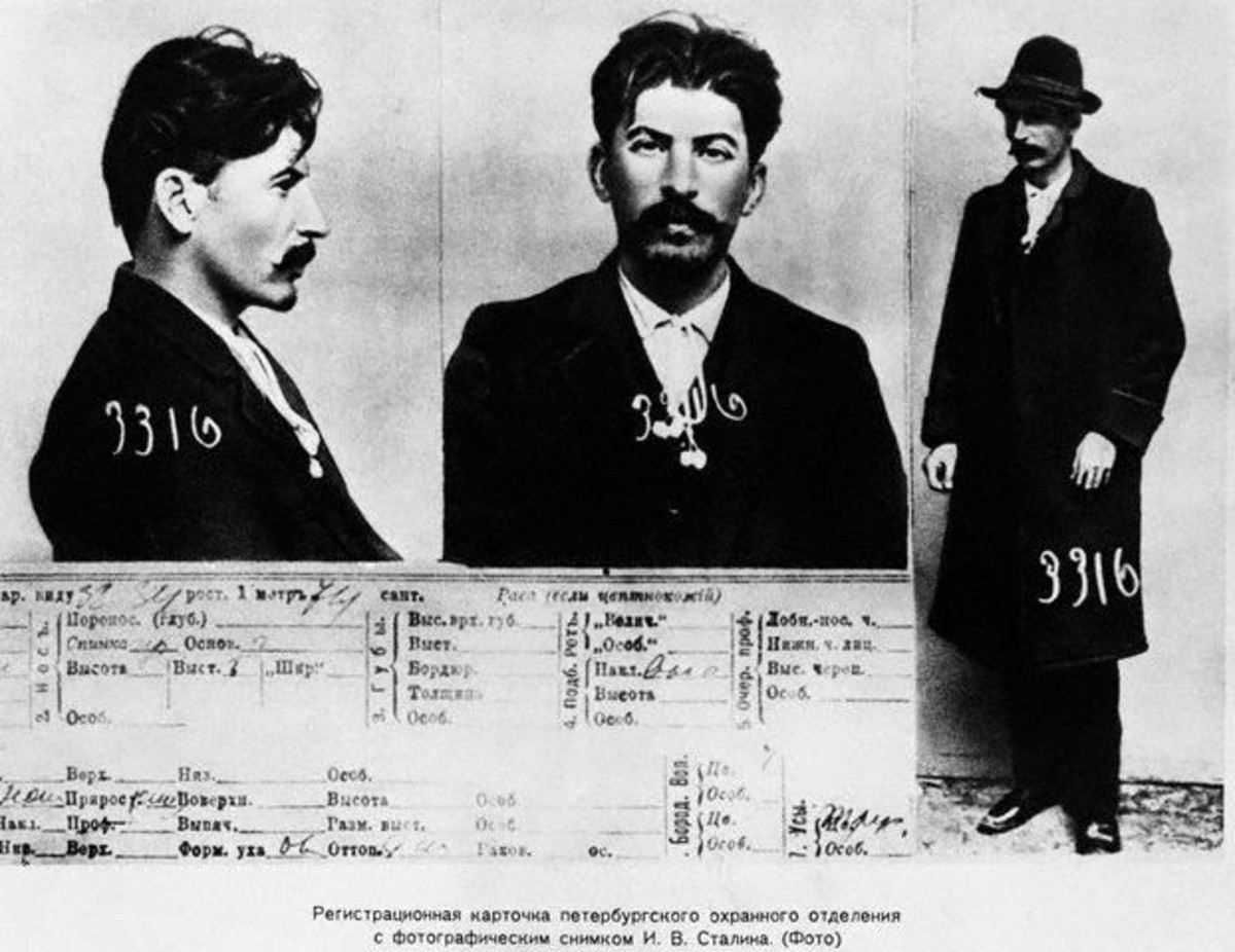 The secret police investigated Stalin.
