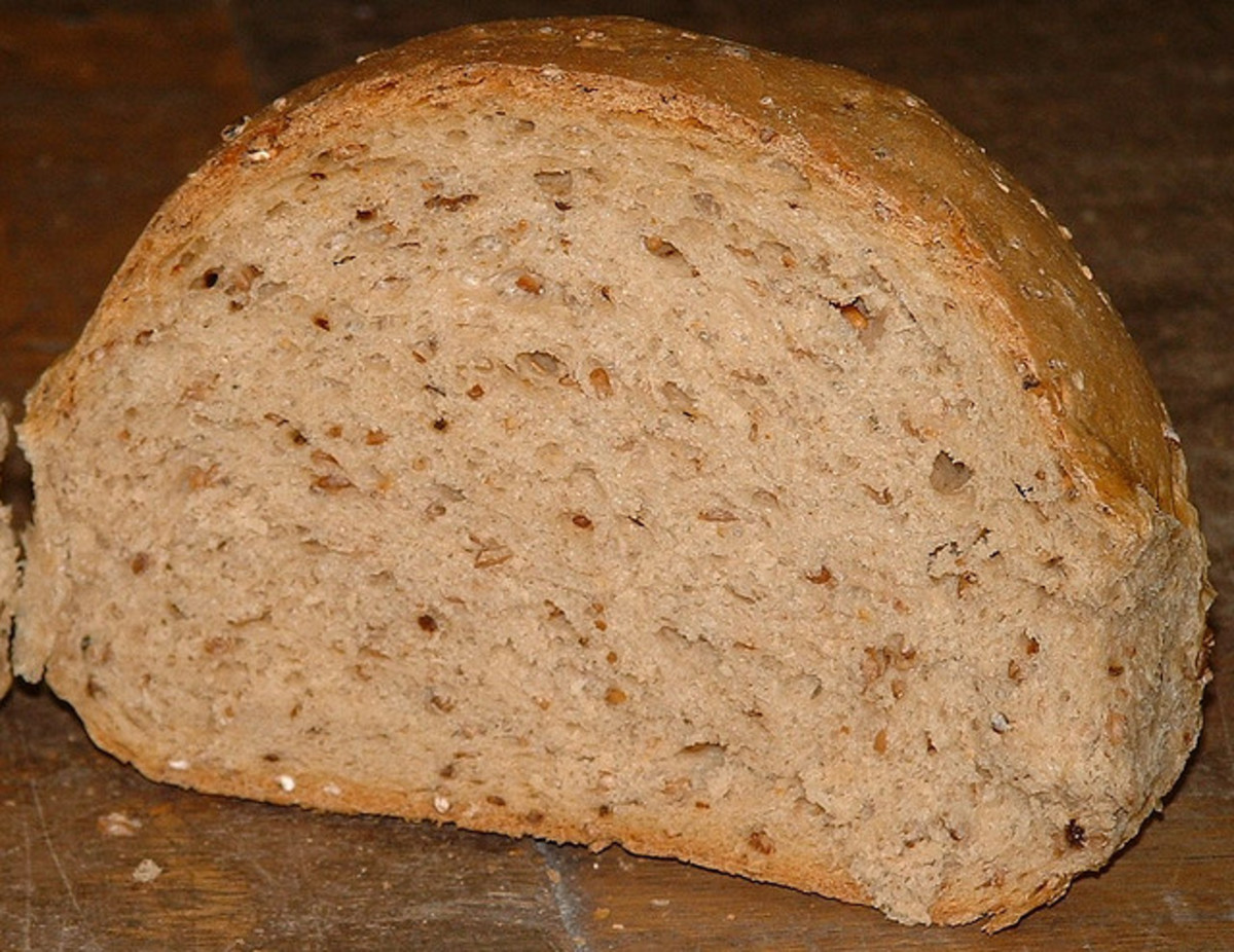 Try wholegrain, but it may still impact on your glucose level.