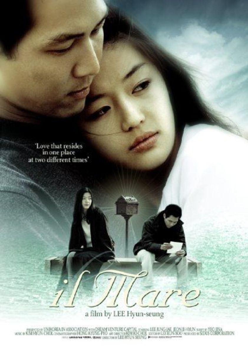 Il Mare starring Jun Ji-hyun and Lee Jung-jae
