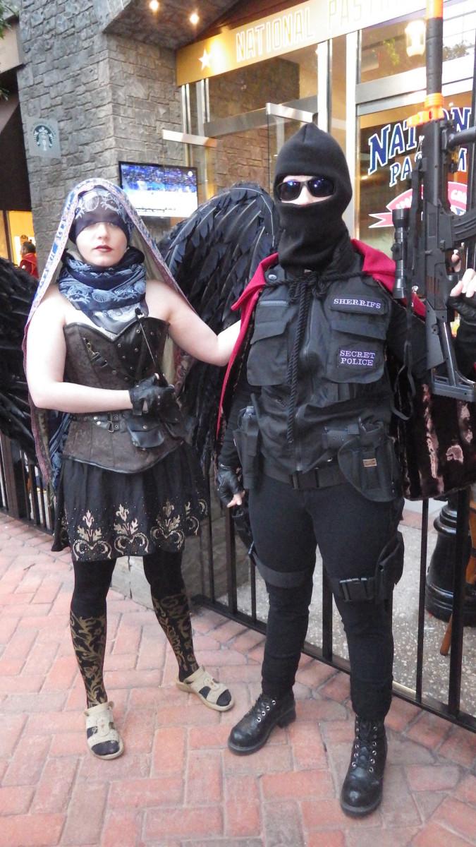 Night Vale Secret Police