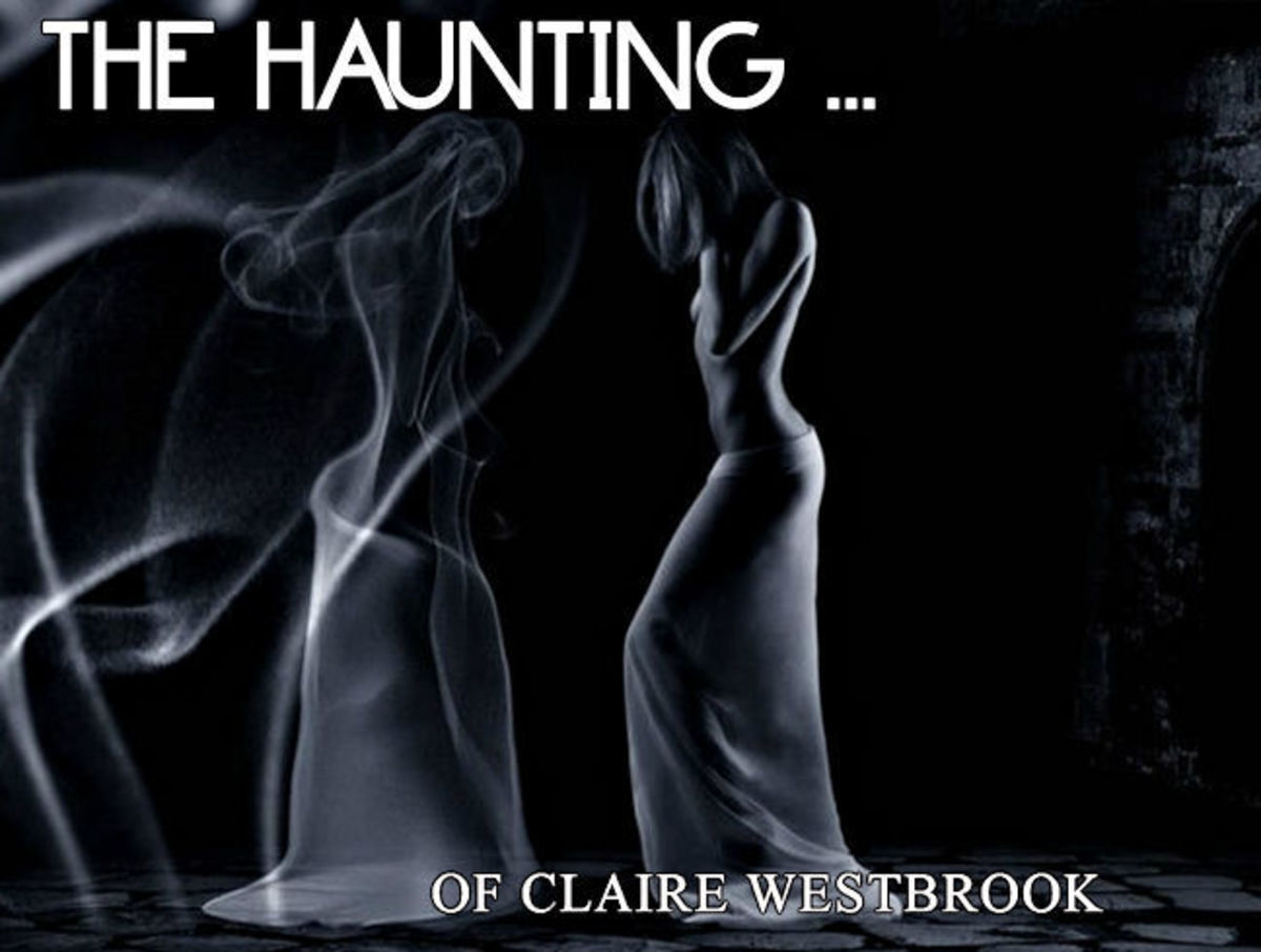 The Haunting of Claire