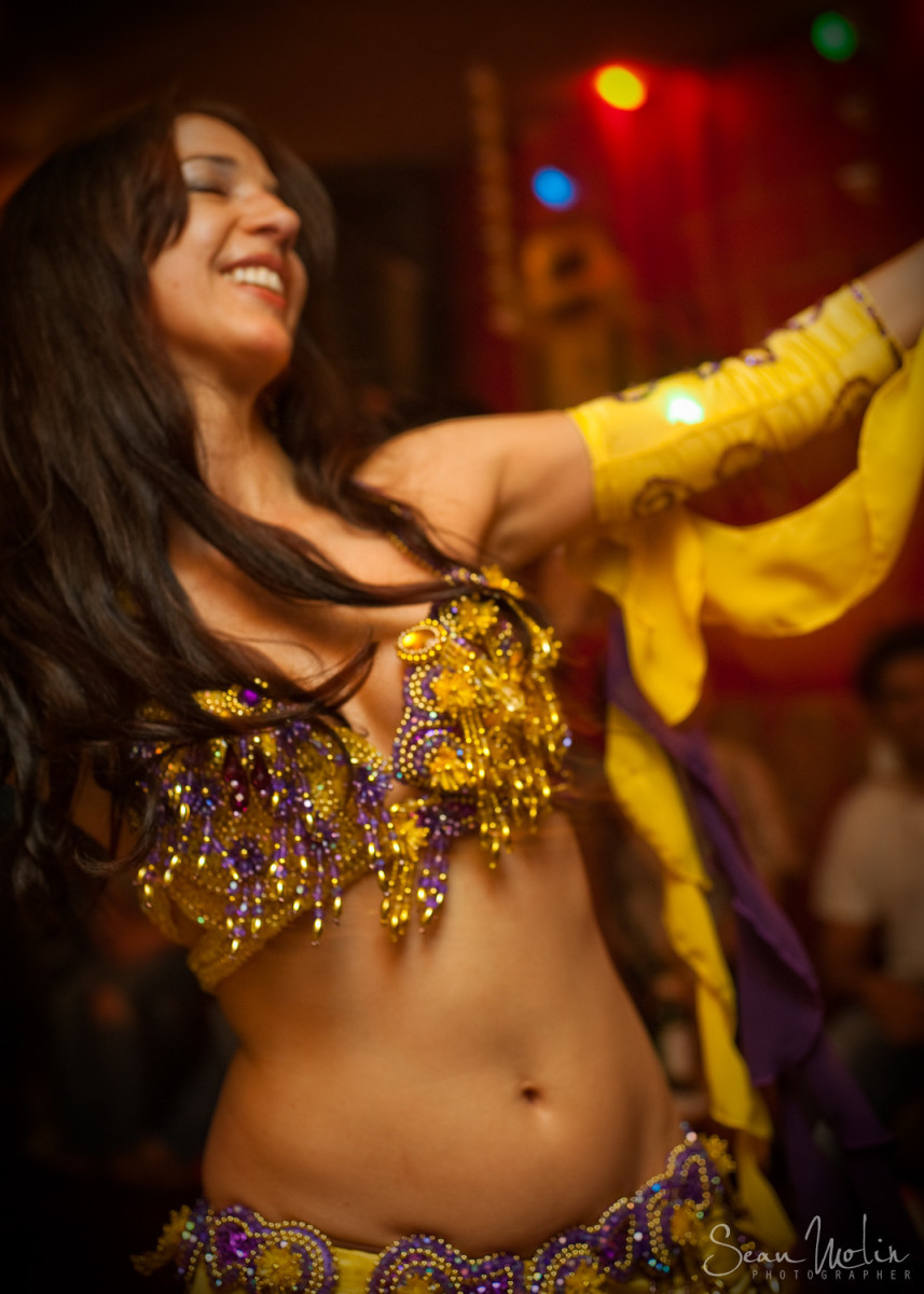 Costumes for Sinuous Bellydancers