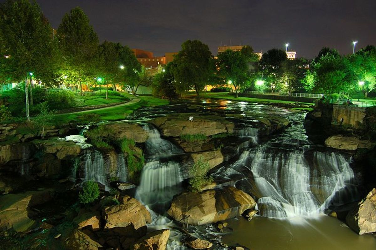 Greenville, America's Number One Micro-City of the Future