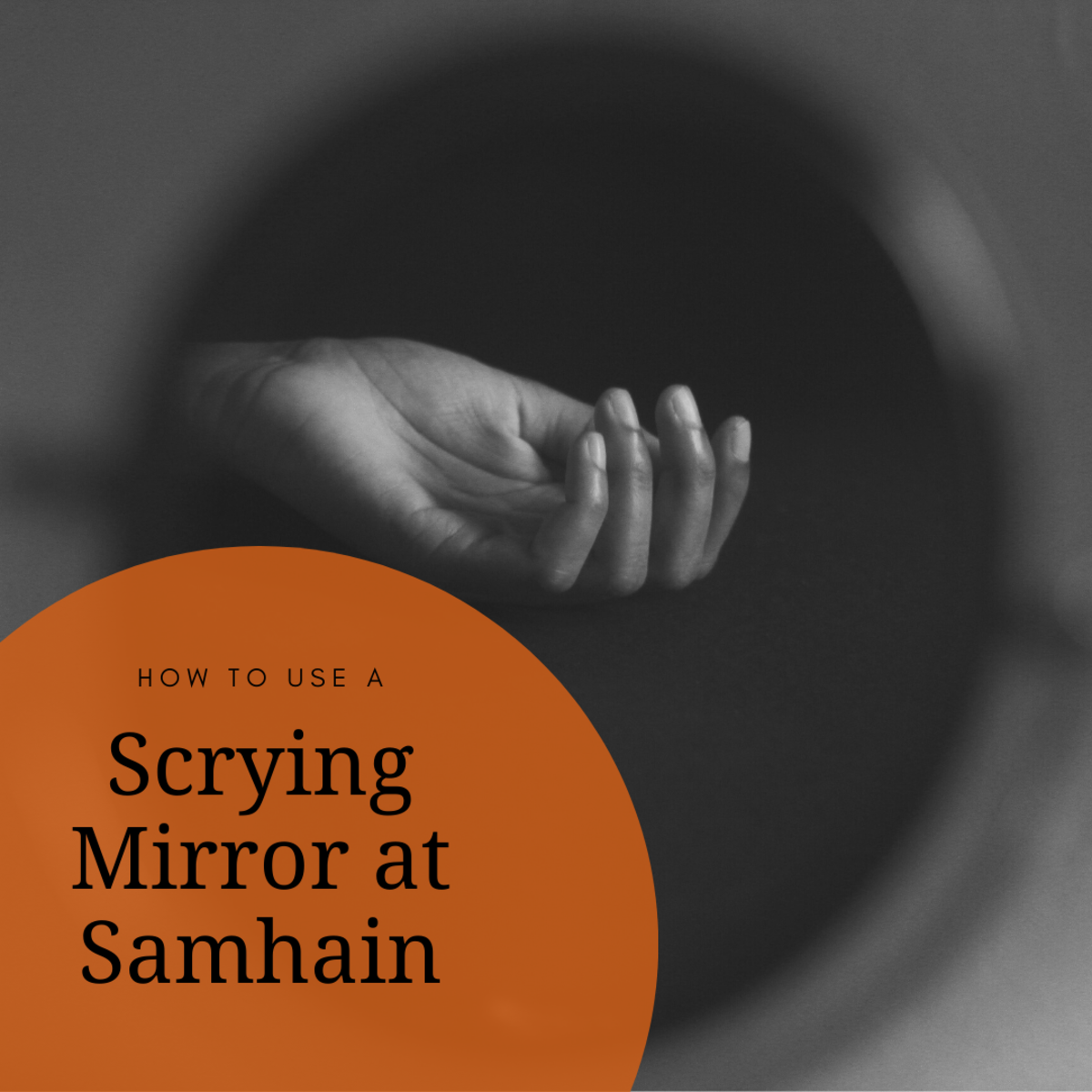 Samhain is a powerful time of year to use divination.