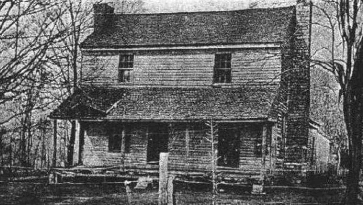 The Bell Family Cabin
