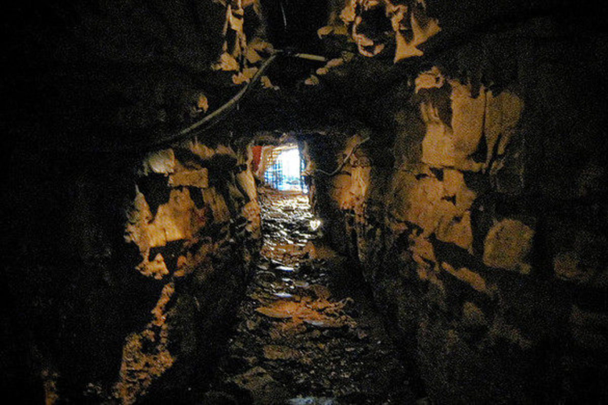 The Bell Witch Cave
