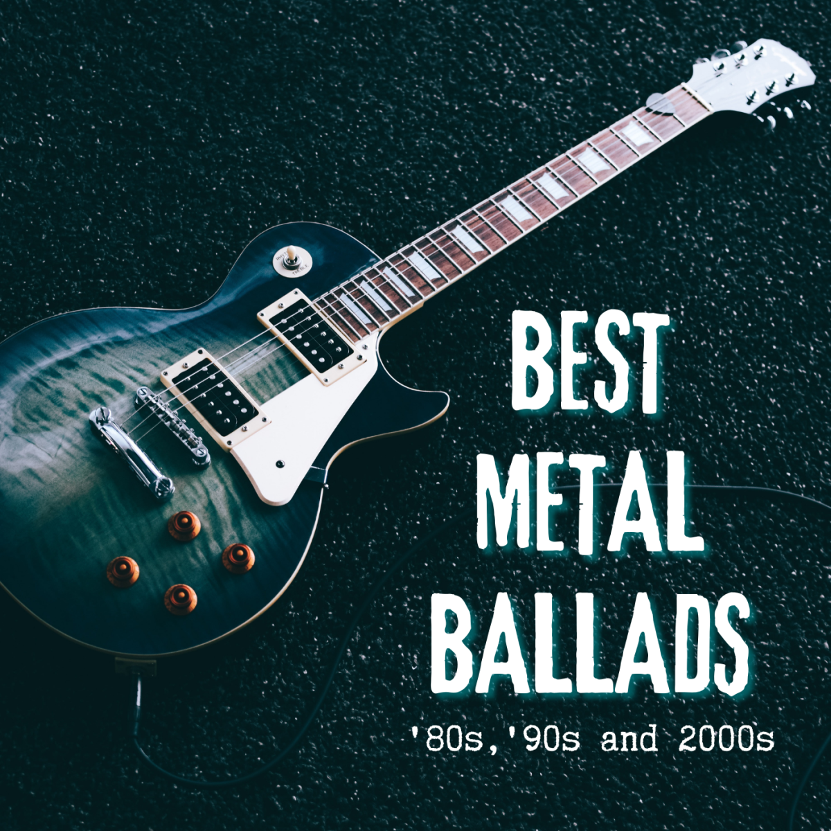 Check out a list of the top 100 metal ballads from the '80s through the 2000s.