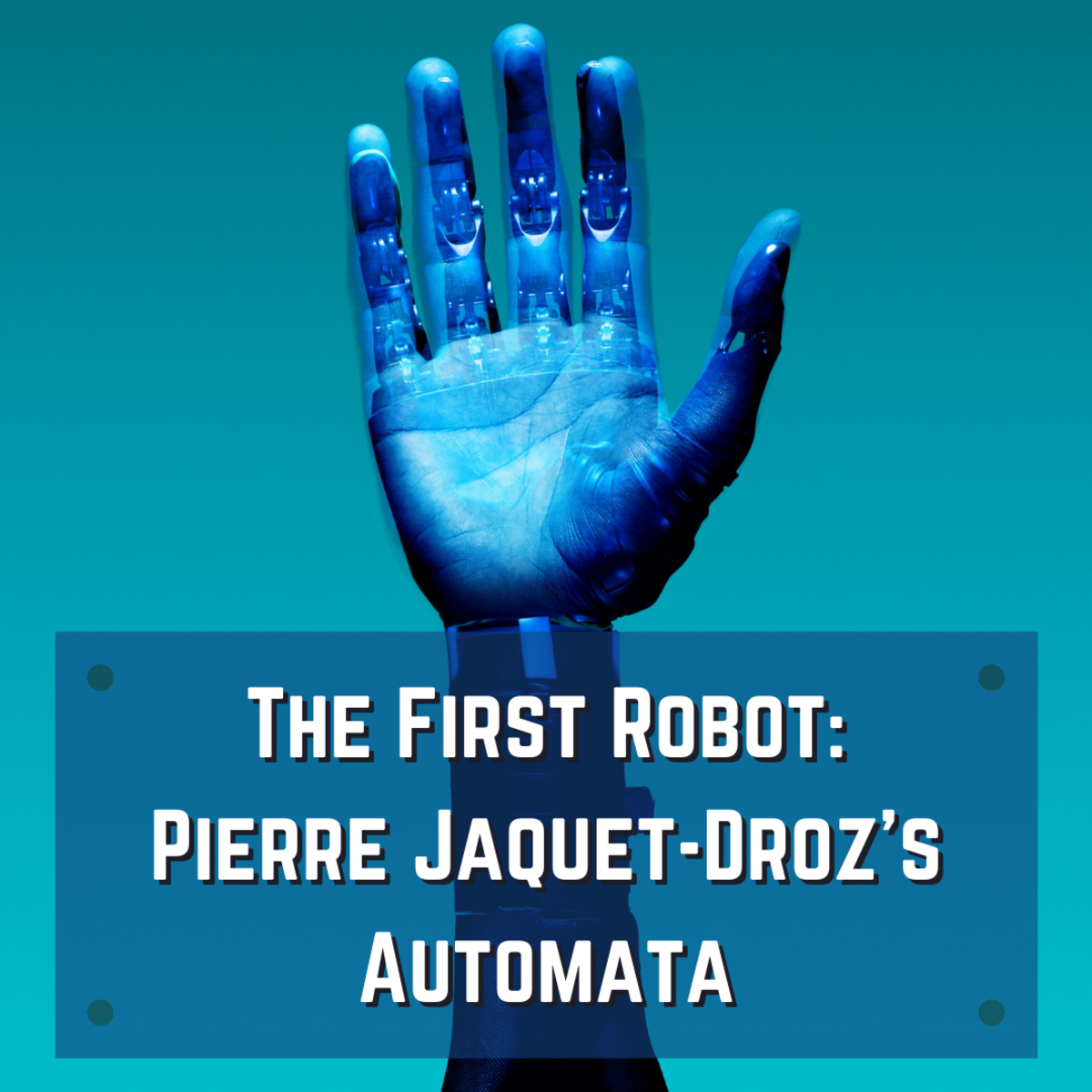 Pierre Jaquet-Droz created the first robot 240 years ago. This article will teach you about his inventions and the general significance of robotics.