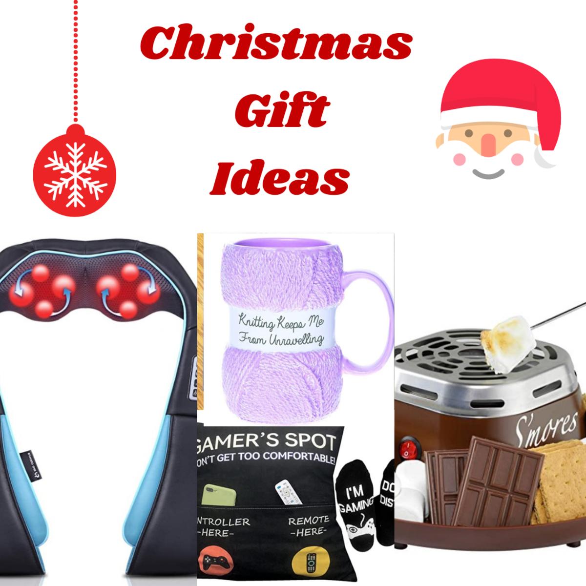 Christmas Gift Ideas on Amazon