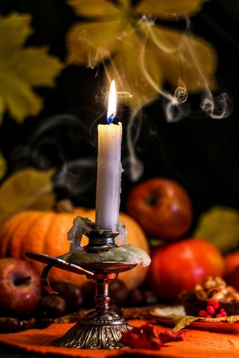 Connecting to our Ancestors at Samhain