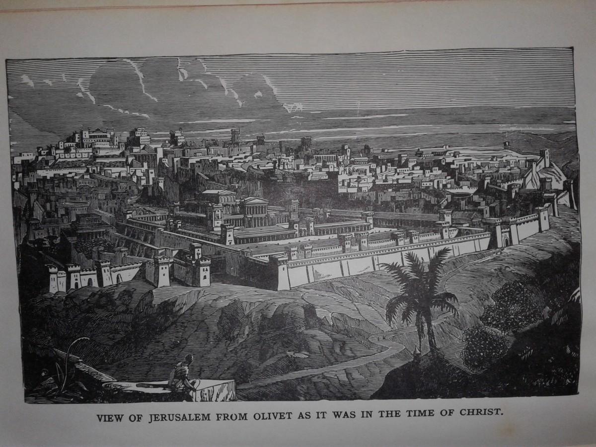 Jerusalem in the Days of Jesus