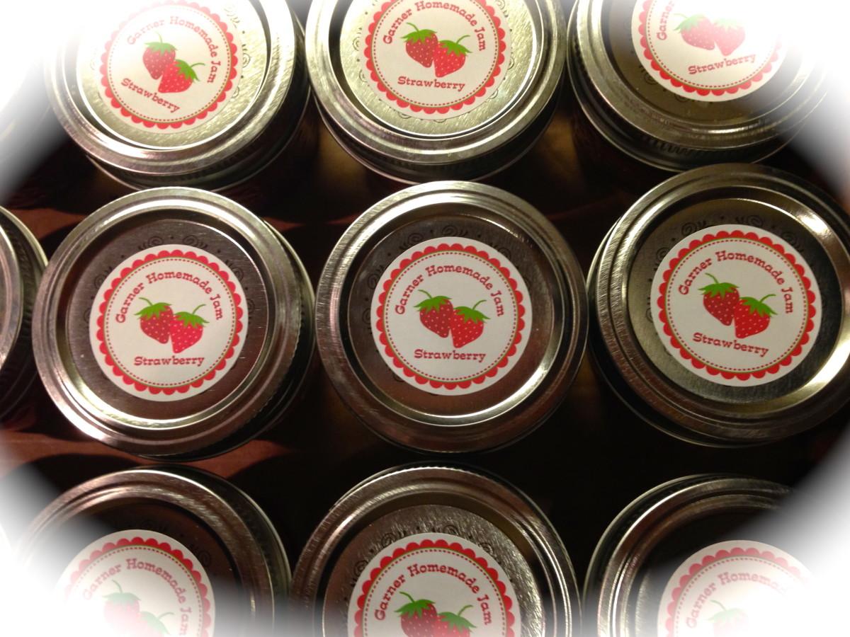 Labels by Autumn Leah Designs (Etsy)