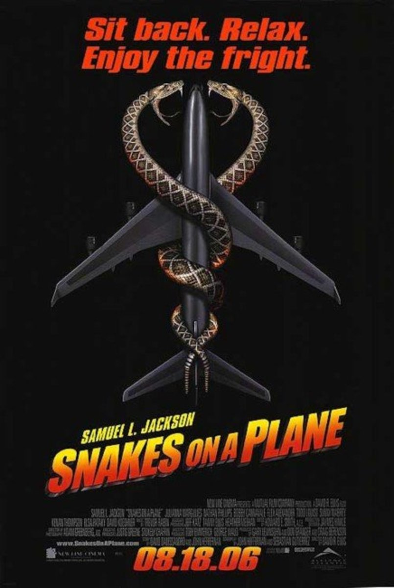 Should I Watch..? Snakes On A Plane
