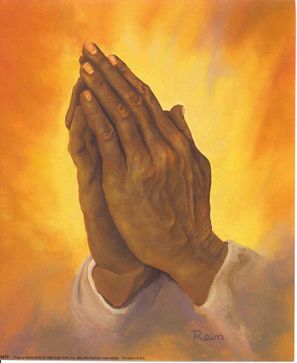 A Black Man's Prayer