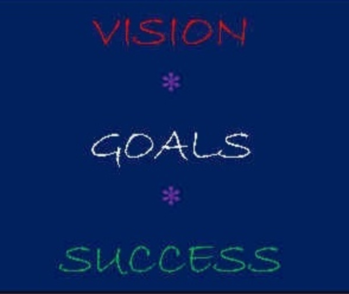 How to Find Success and Happiness: The Importance of Having a Vision and Setting Goals