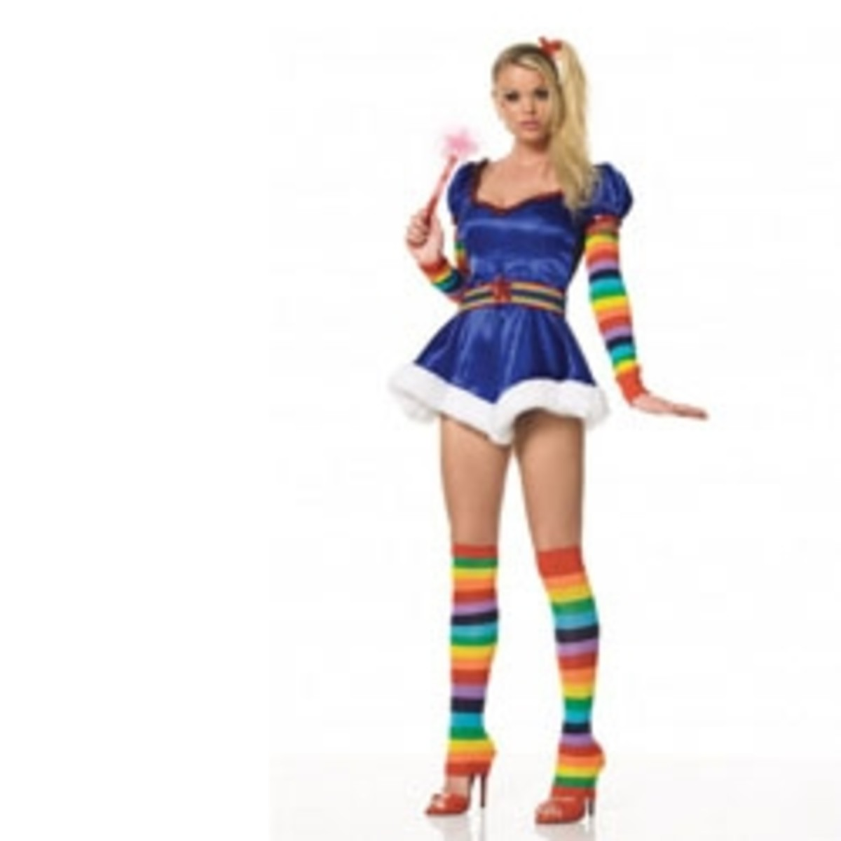 How to get an awesome Rainbow Brite costume for Halloween