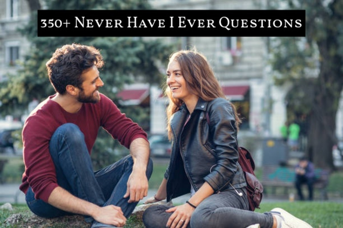 350+ Never Have I Ever Dating Questions