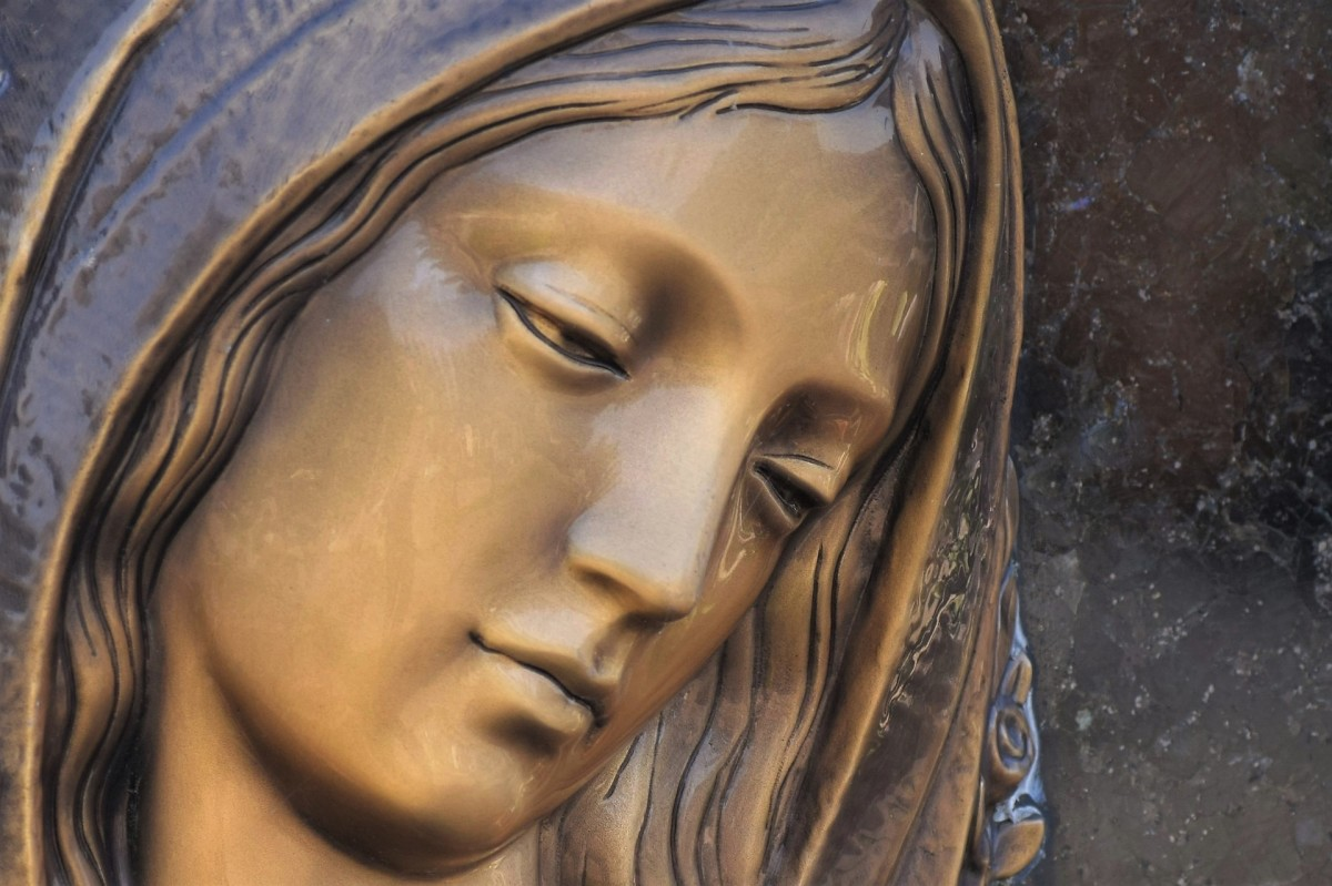 Portraits of Mary, Mother of Jesus: Her Roots and Beginnings