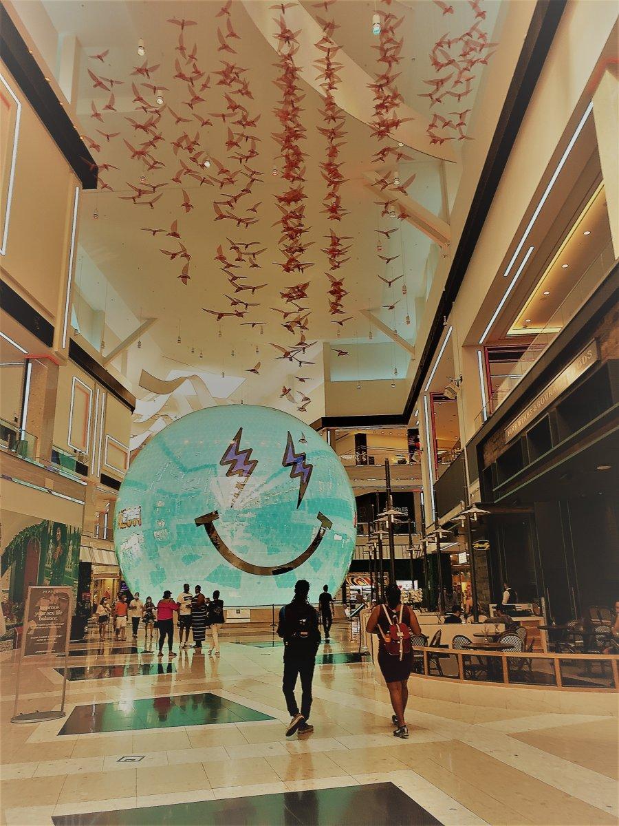 Resorts World in Las Vegas, Nevada - My Three Day Experience at the Conrad
