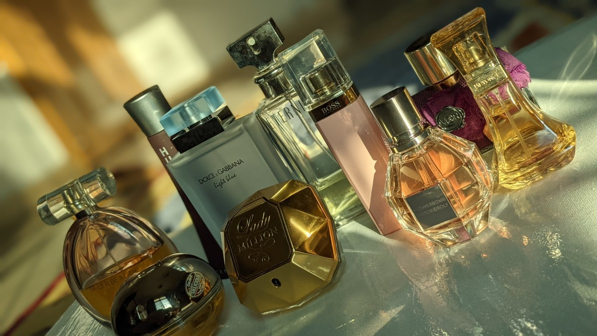 5 Perfumes That Should Be A Part of Your Vanity