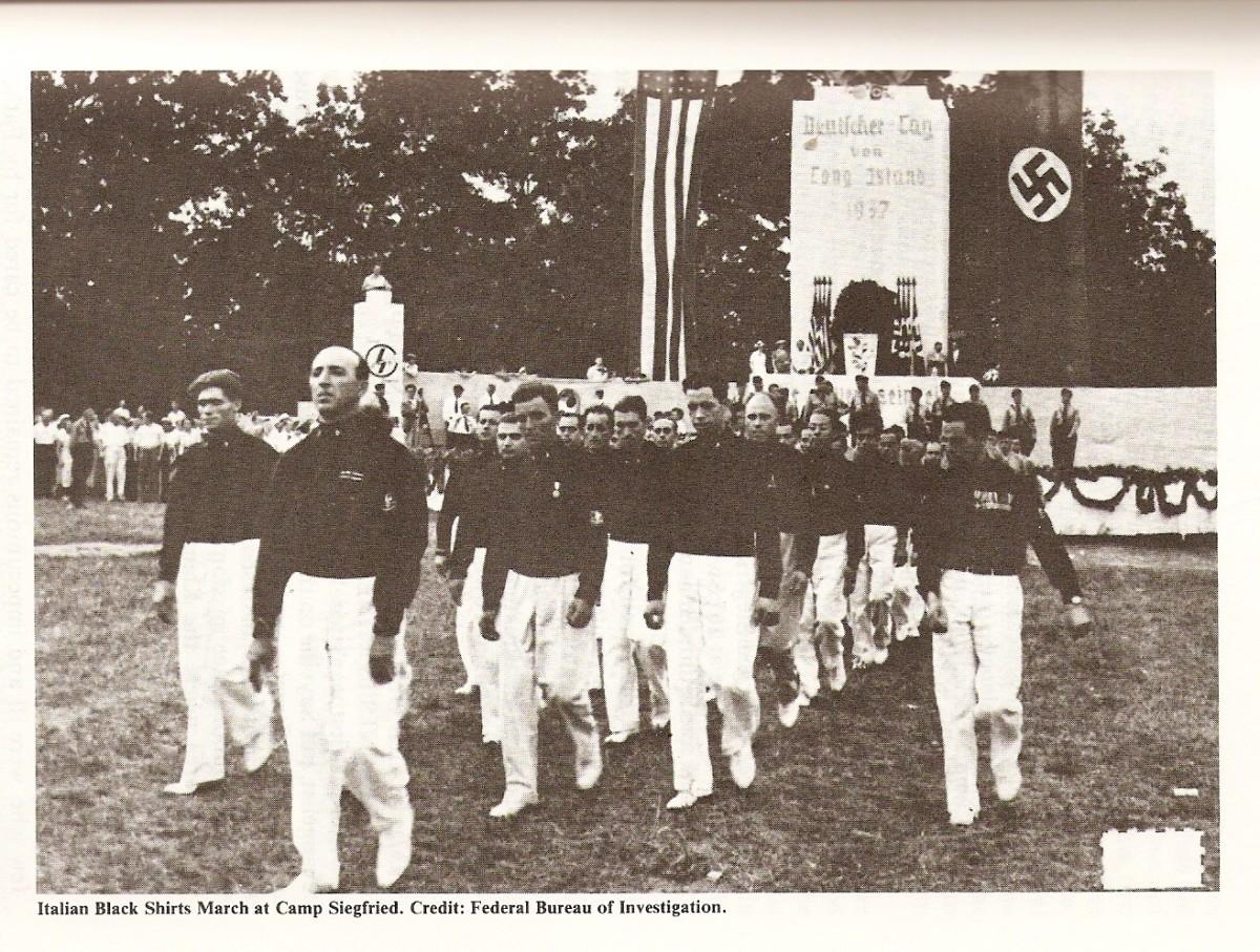 Camp Siegfried for American Nazis