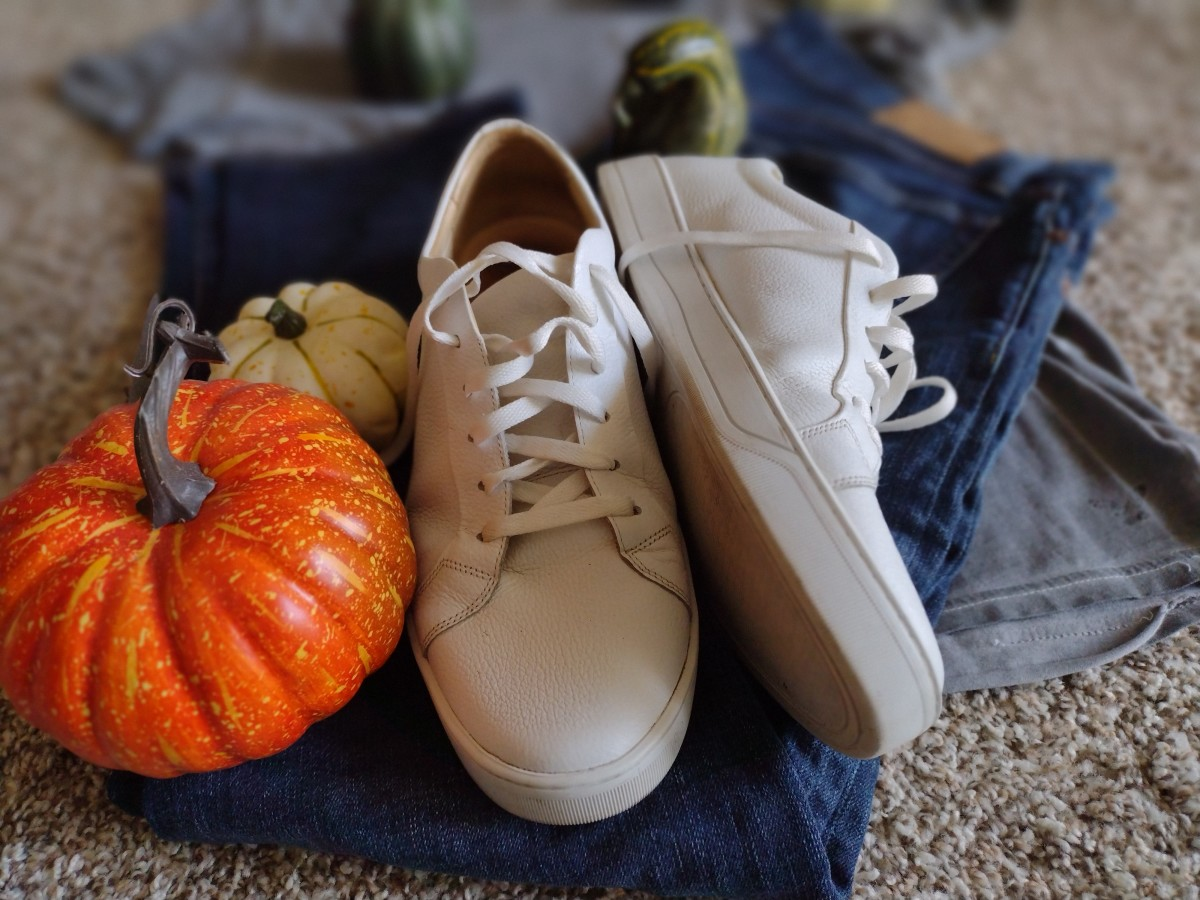 The Best Budget White Minimalist Sneakers for Men