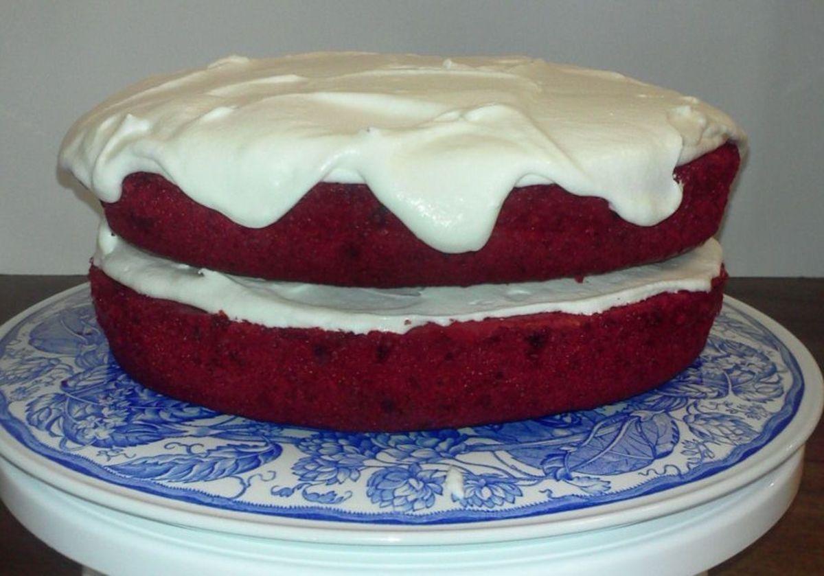 Maria's Red Velvet Cake Recipe
