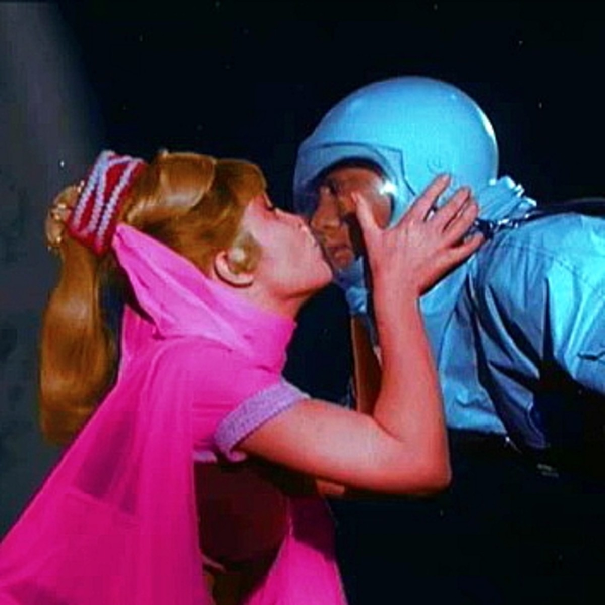 """TV Land is supplying the full """"I Dream of Jeannie"""" series to Mars pioneers."""