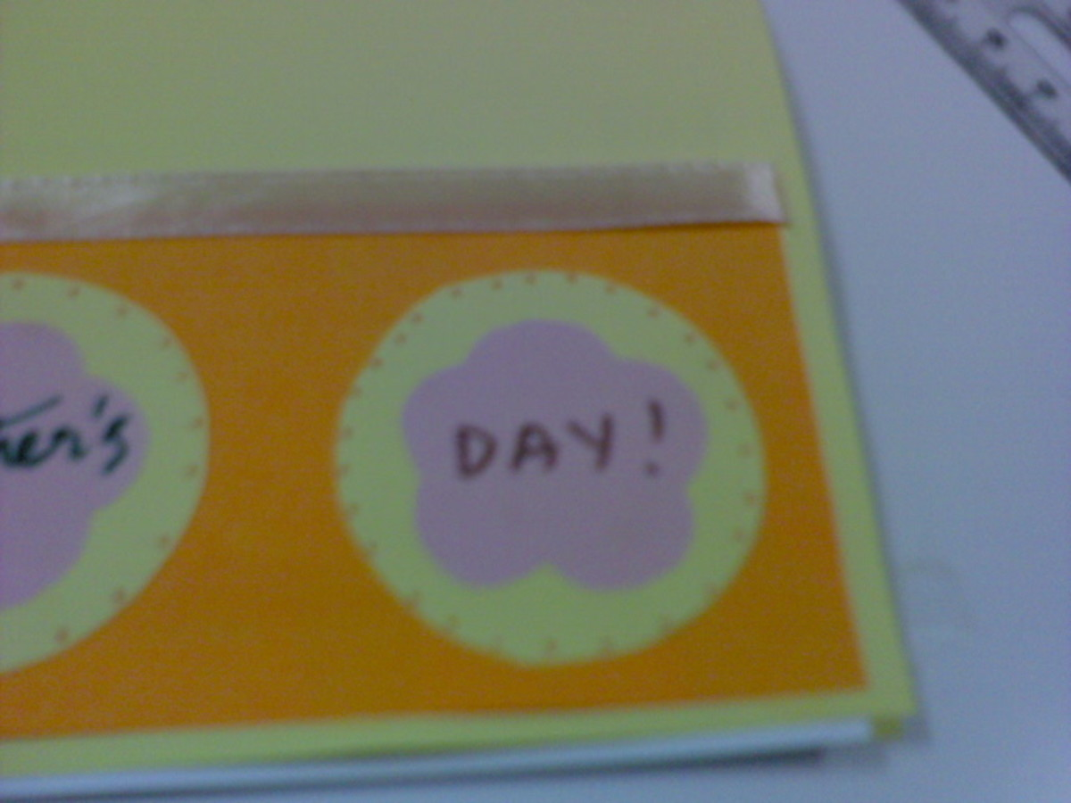 "Write ""DAY!"""