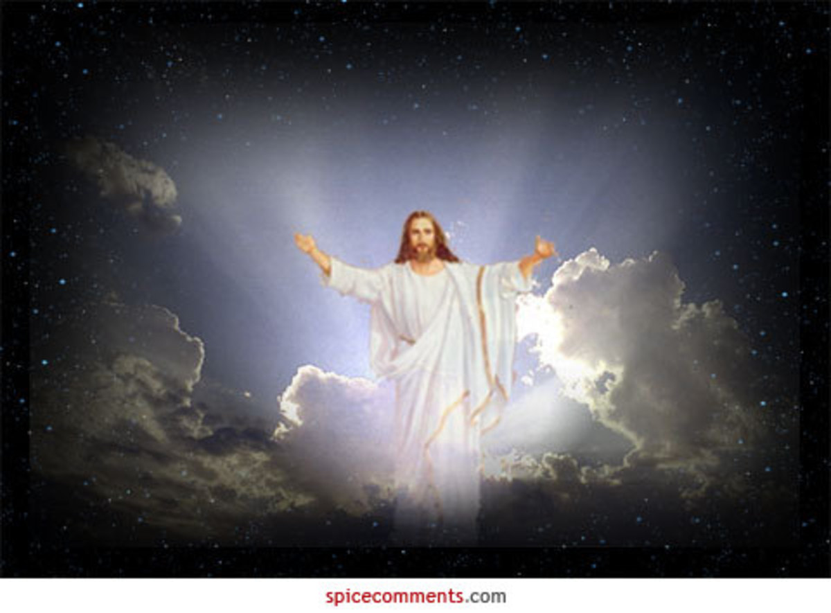 Our Lord Jesus WILL return...I believe very soon!