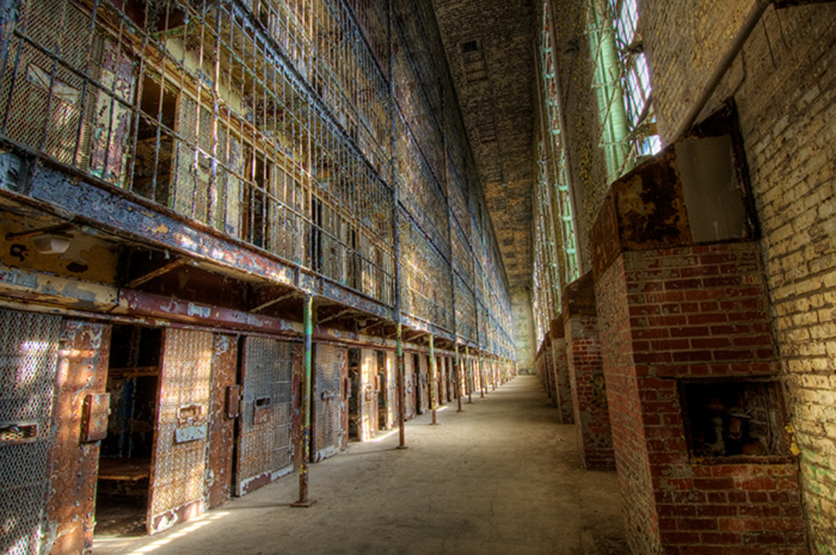 Haunted Locations Ohio State Reformatory In Mansfield