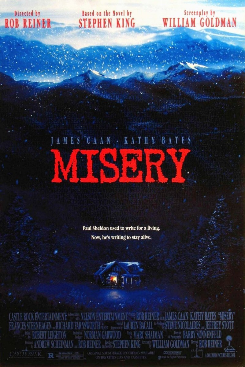 Misery (1990) 'A Number One Fan'