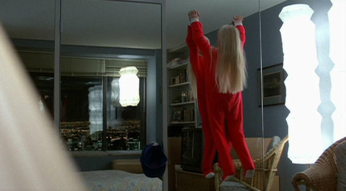 """Scene from """"Poltergeist 3"""""""