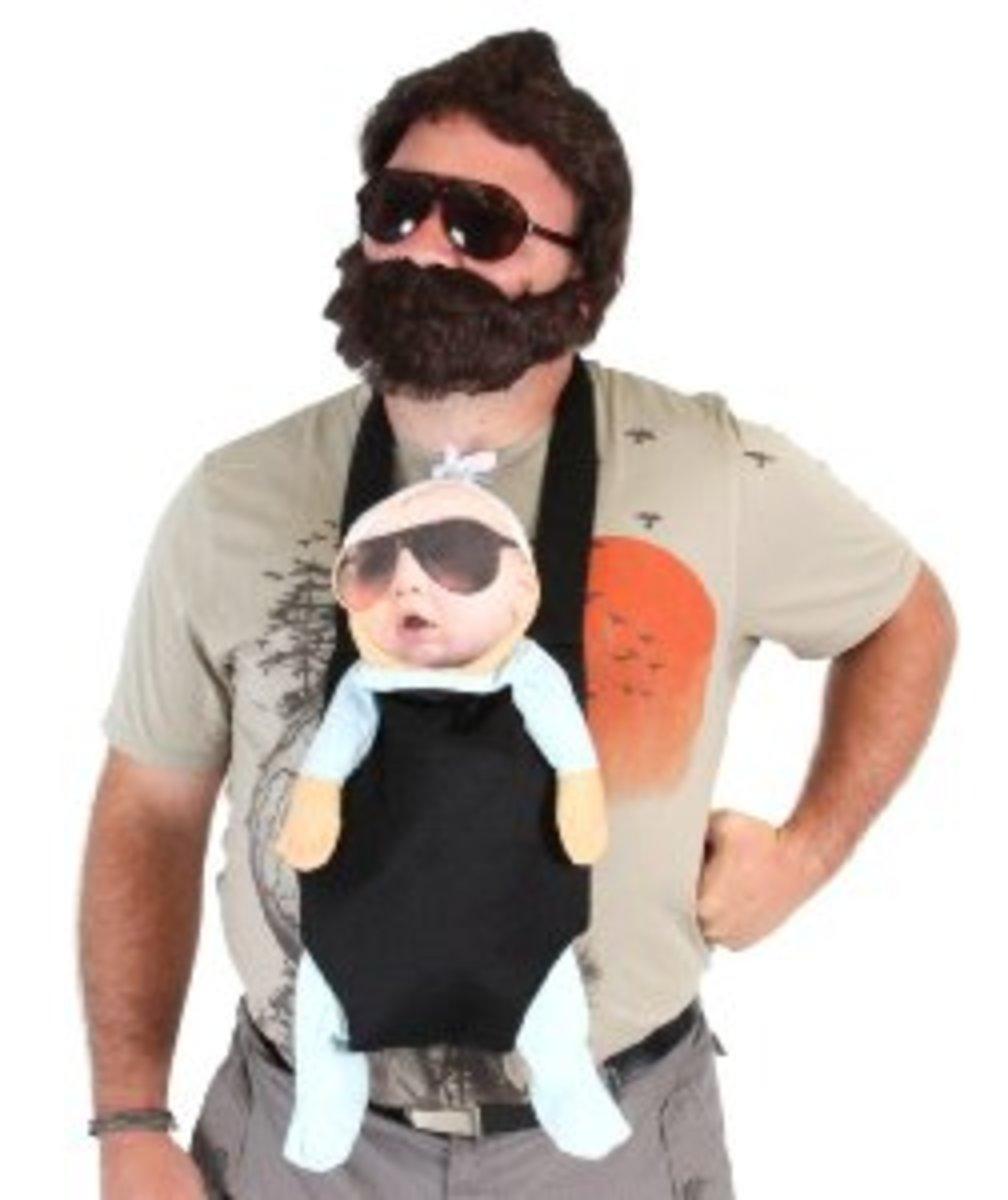 Alan & Baby Carlos Costume Kit