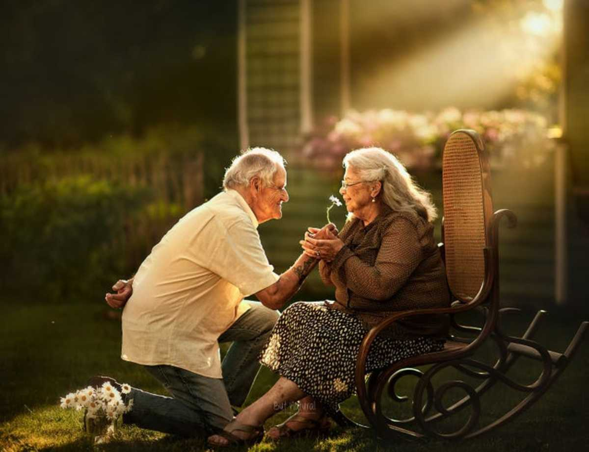 Senior Citizen Dating Is Sometimes More Complicated Than High School Dating