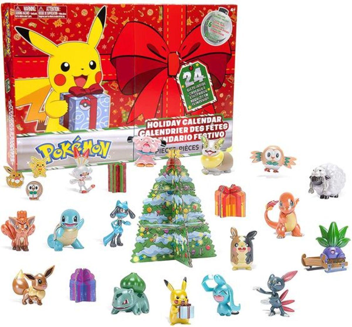 Funko Pop! Advent Calendars for Christmas 2021