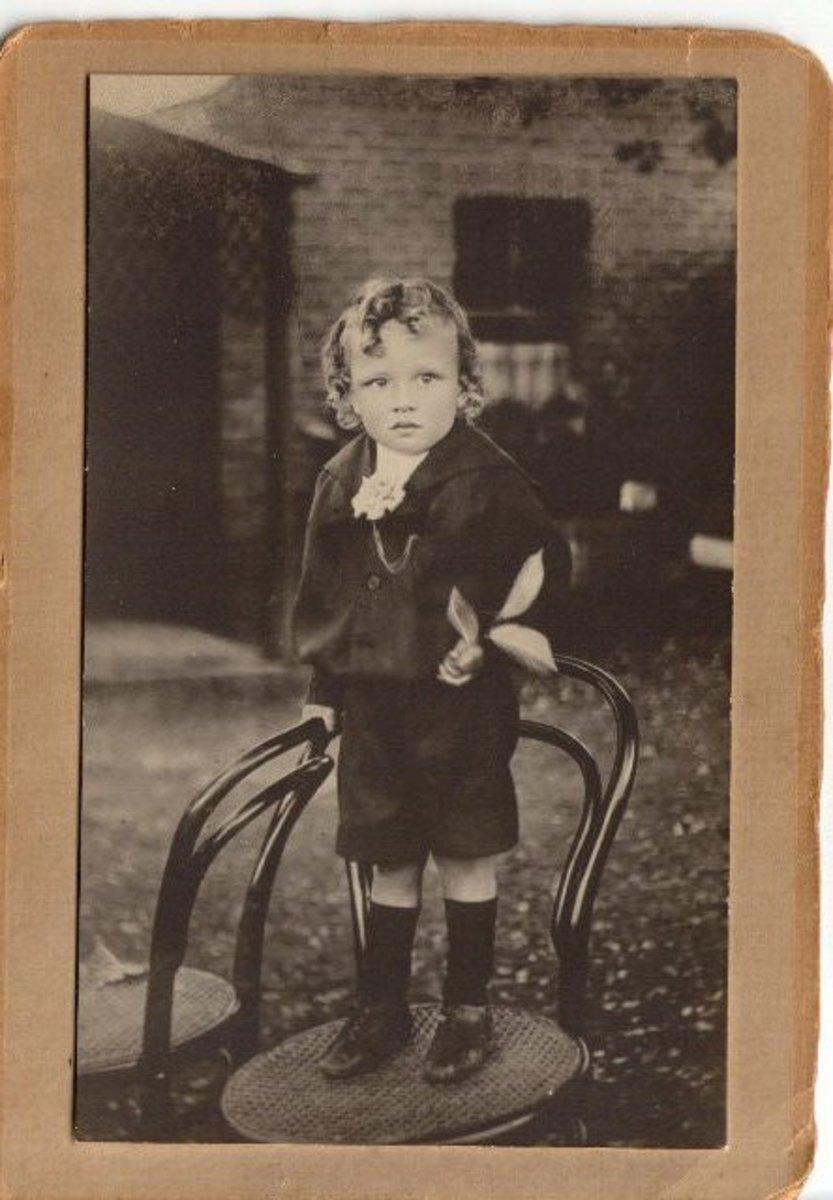 Jockey, Norman Hugh McKinnon, 1900-1927