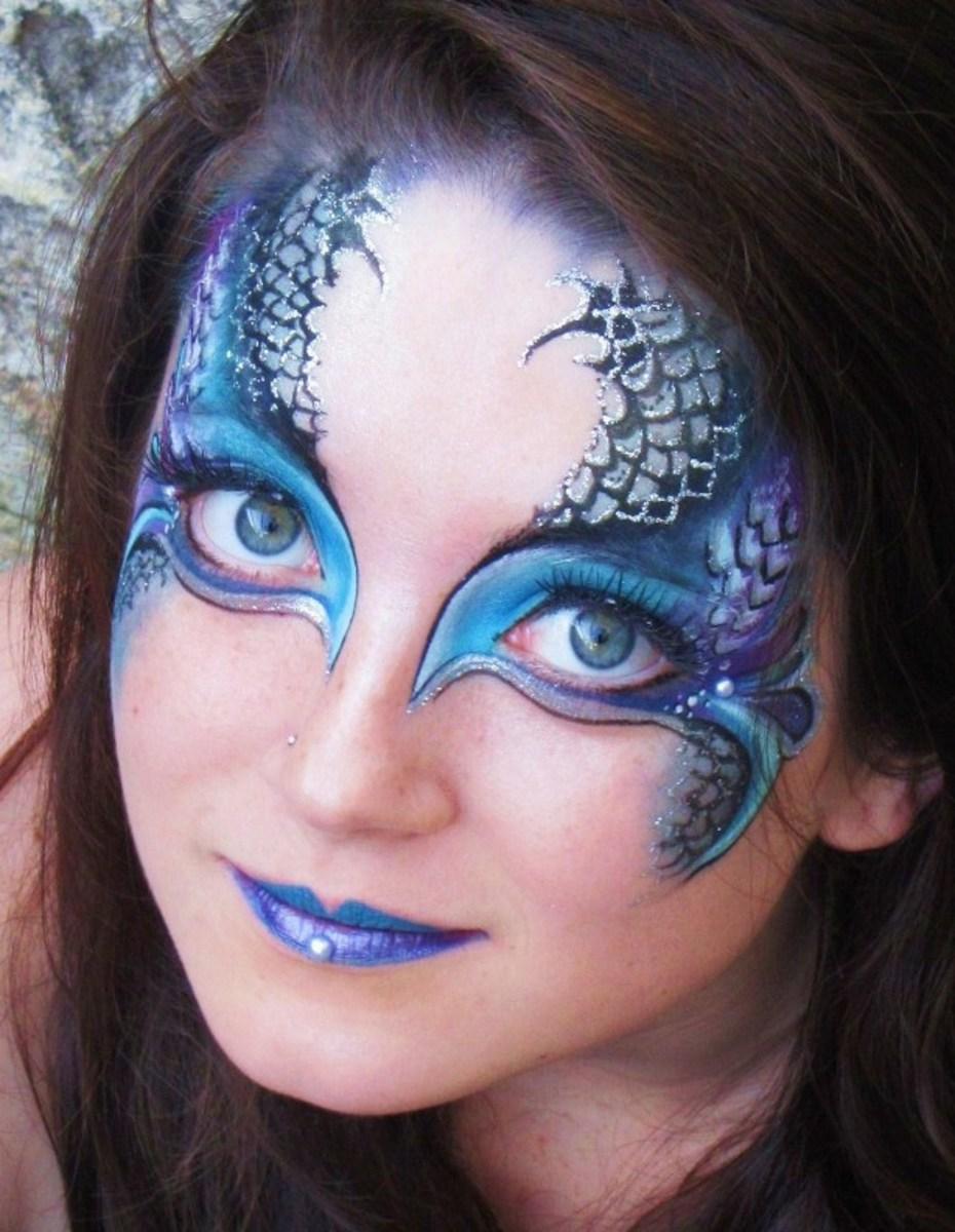 mermaid makeup designs and tutorials  hubpages