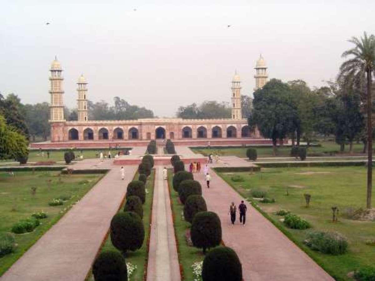 Jehangir's Mausoleum
