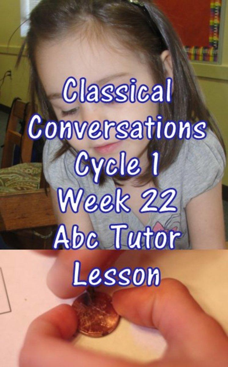 CC Cycle 1 Week 22 Plan for Abecedarian Tutors