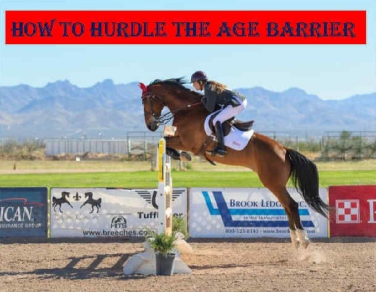 How to Find Success and Happiness: How to Hurdle the Age Barrier