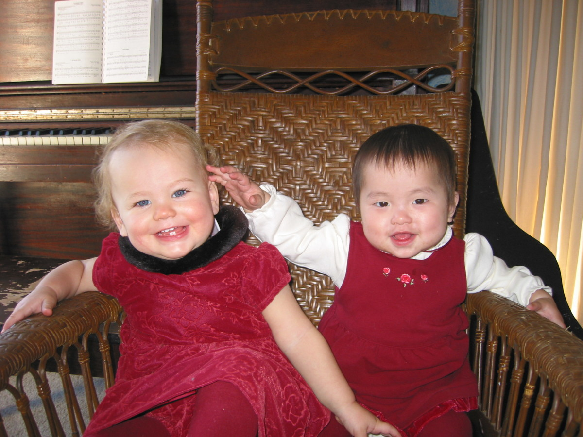 Like-twins means more to sing about!