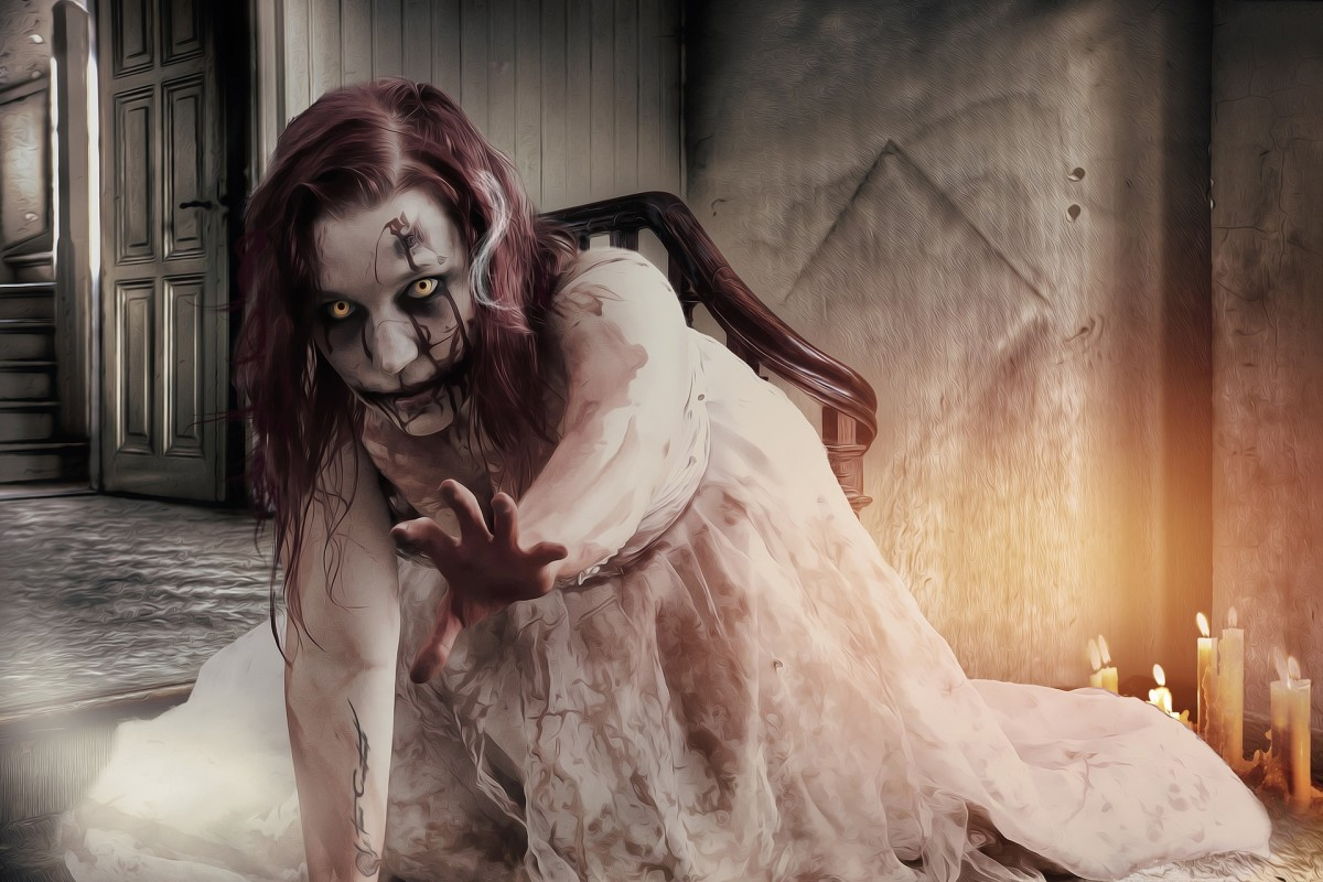 Gothic Horror: Image by Enrique Meseguer from Pixabay