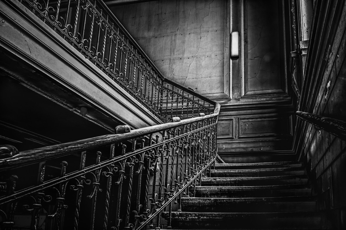 Creepy Staircase