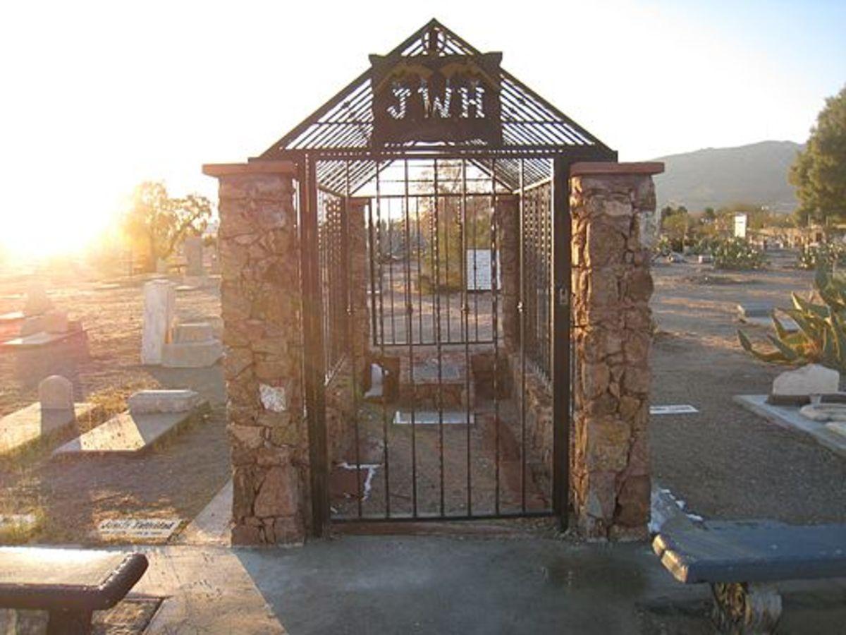 Concordia Cemetery -El Paso Texas