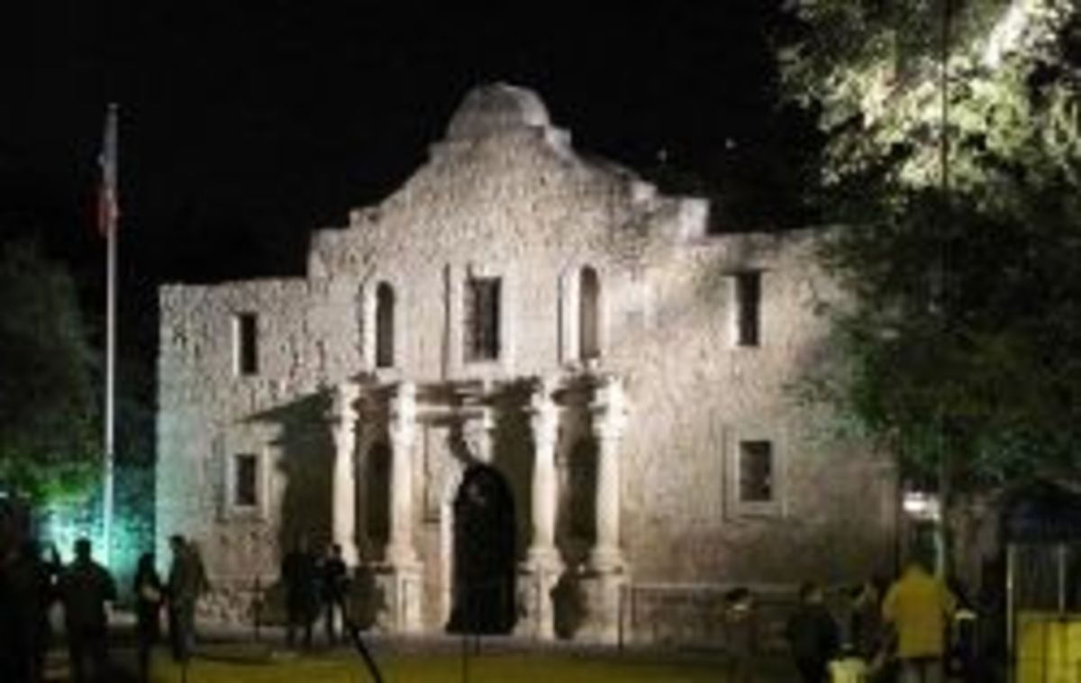 Haunted Places in Texas