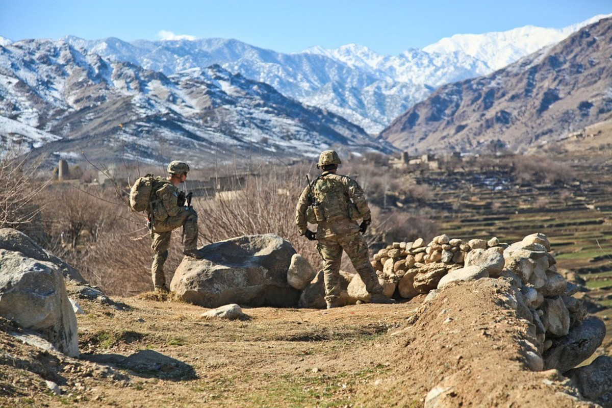 Afghanistan is Another Nightmarish Loss for America